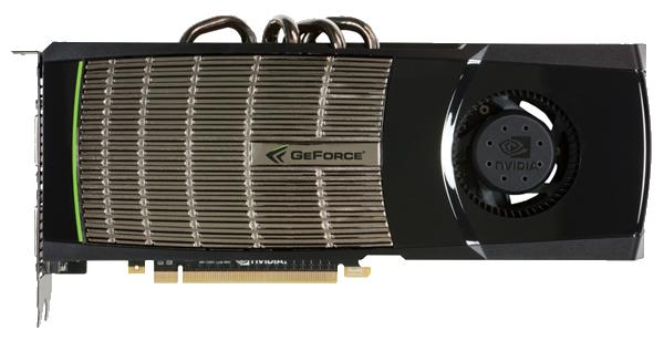 nvidia geforce gtx 480 referent fermi mikroarchitektura karta graficzna gpu wsparcie