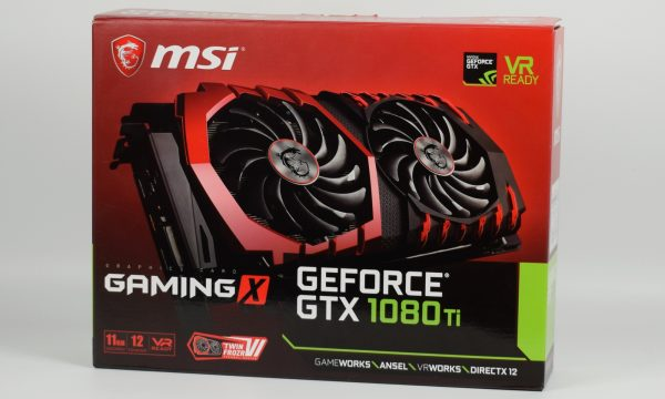 MSI GTX 1080 TI GAMING X 11GB