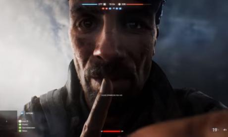 Battlefield 5 na pierwszym teaserze