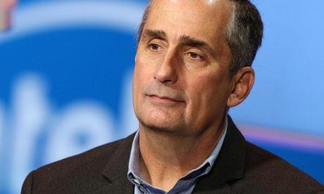 Brian Krzanich znika ze stanowiska CEO Intela
