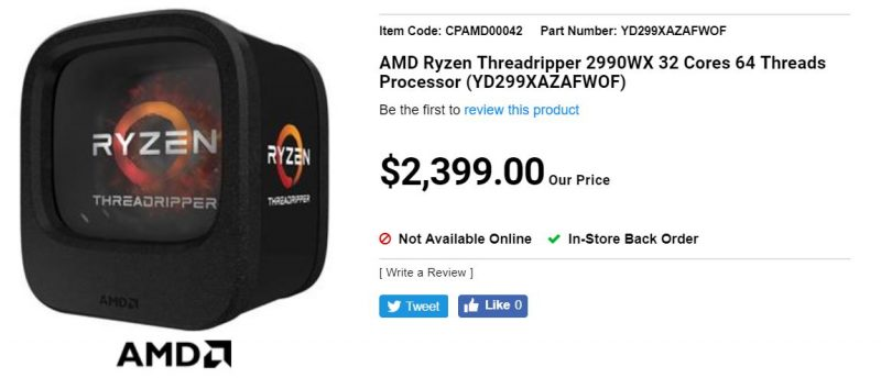AMD-Ryzen-Threadripper-2990WX-YD299XAZAFWOF