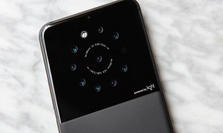 Nadchodzi smartfon z dziewięcioma obiektywami