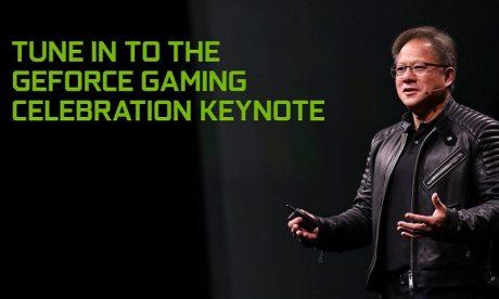 "Oglądaj konferencję Nvidii ""BeForTheGame"""