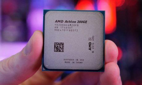 AMD Athlon 200GE już dostępny w sprzedaży