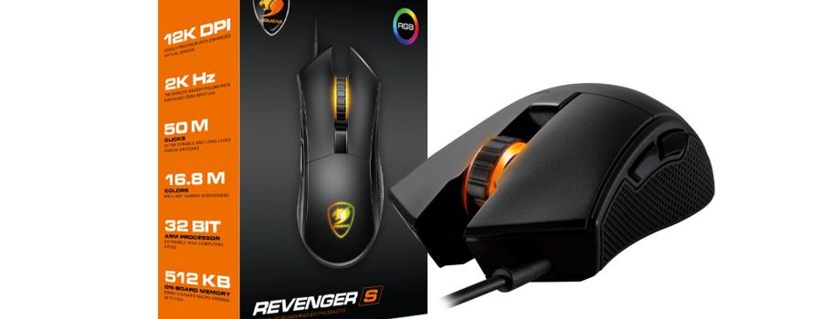 TEST Cougar Revenger S