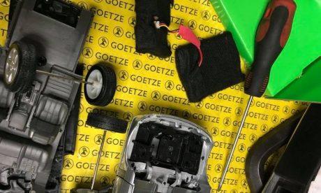 Właściciele drogich aut obdarowani zabawkami z lokalizatorami GPS i podsłuchem