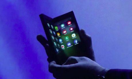 Składany smartfon Samsunga – specyfikacja i cena