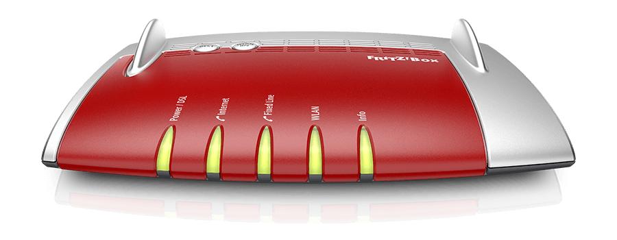 Potężny router AVM FRITZ!Box 7490