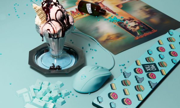 Mionix Castor Ice Cream