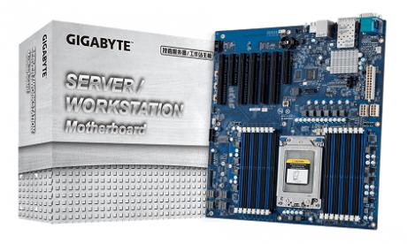 Bestia na AMD EPYC od Gigabyte – 16 slotów na RAM