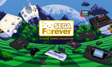 Sega wypuszcza swoje klasyki na telefony, za darmo!