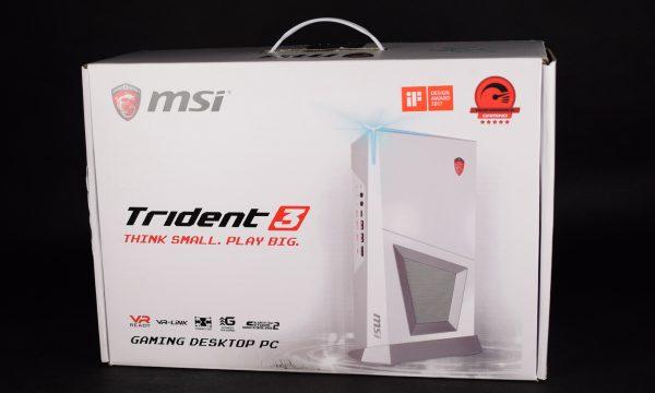 MSI Trident 3 Arctic