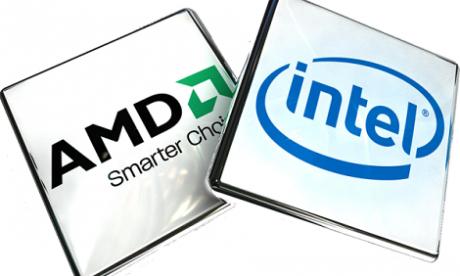 Nieklejone i bez gluta… AMD odpowiada na krytykę Intela