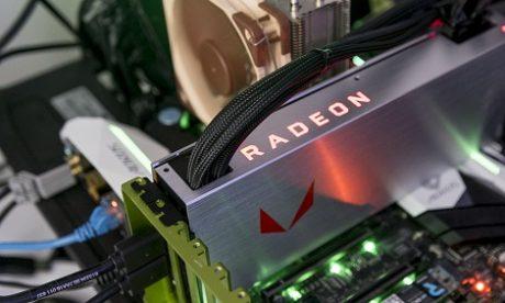 Radeon Vega 64 jednak droższy o 100 dolarów