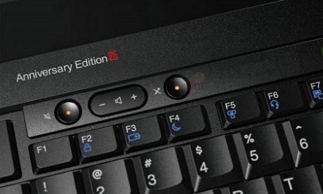 ThinkPad 25 – jubileuszowa wersja biznesowego laptopa