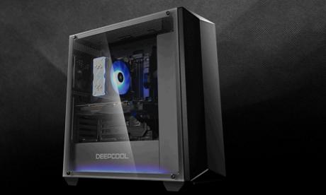 DeepCool Earlkase RGB – ładna i pojemna