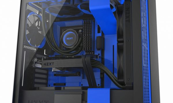 NZXT H700i blue