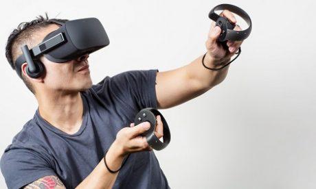 Bezprzewodowy Oculus Rift