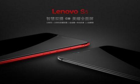 Oficjalnie zaprezentowano budżetowego Lenovo S5