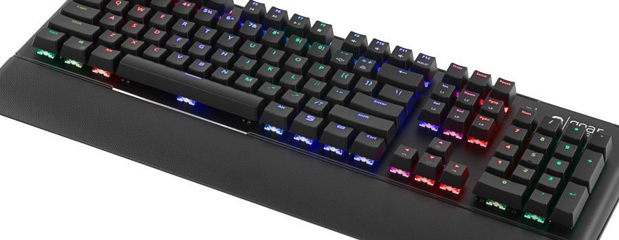 TEST SPC Gear GK550 Omnis RGB