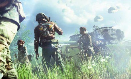 Battlefield V: zwiastun trybu jednoosobowego