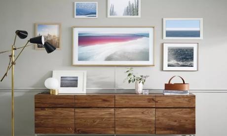 Kolejna generacja telewizora-obrazu od Samsunga