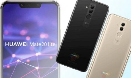 Huawei Mate 20 Lite – specyfikacja, cena, data premiery