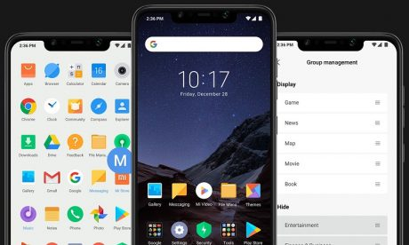 Reklamy na smartfonach Xiaomi!